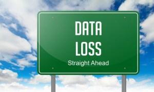 data-loss