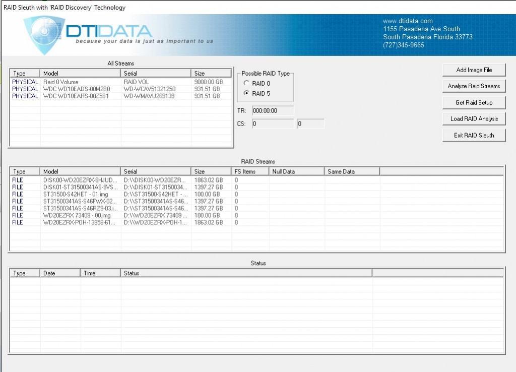 Free RAID 5 Software